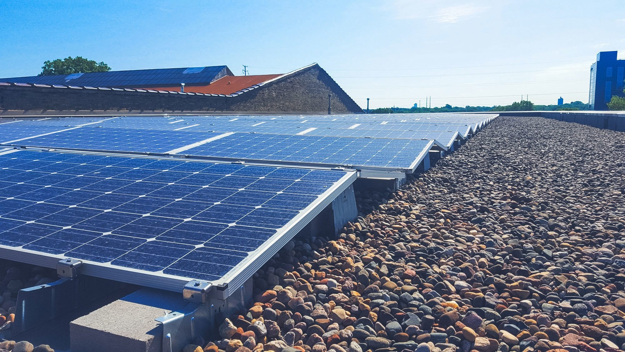Renewed Interest in Solar for Commercial Buildings