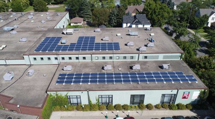 Solar Panels for Minnesota Schools