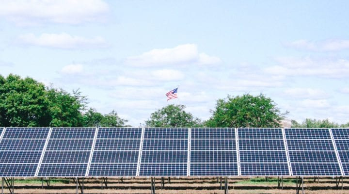 Cedar Creek Energy Commercial Solar
