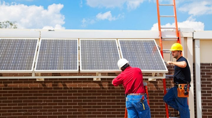 Help Wanted: Companies Are Seeking Journeymen Solar Electricians! | Cedar Creek Energy