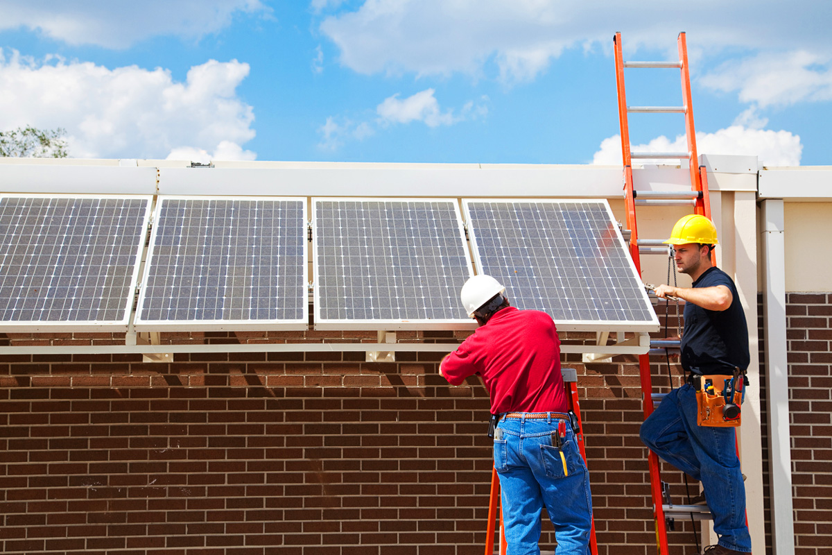 Help Wanted: Companies Are Seeking Journeymen Solar Electricians!