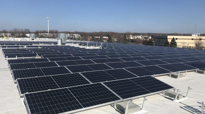 Brin Glass Case Study | Cedar Creek Energy | Solar Installation and LED Lighting
