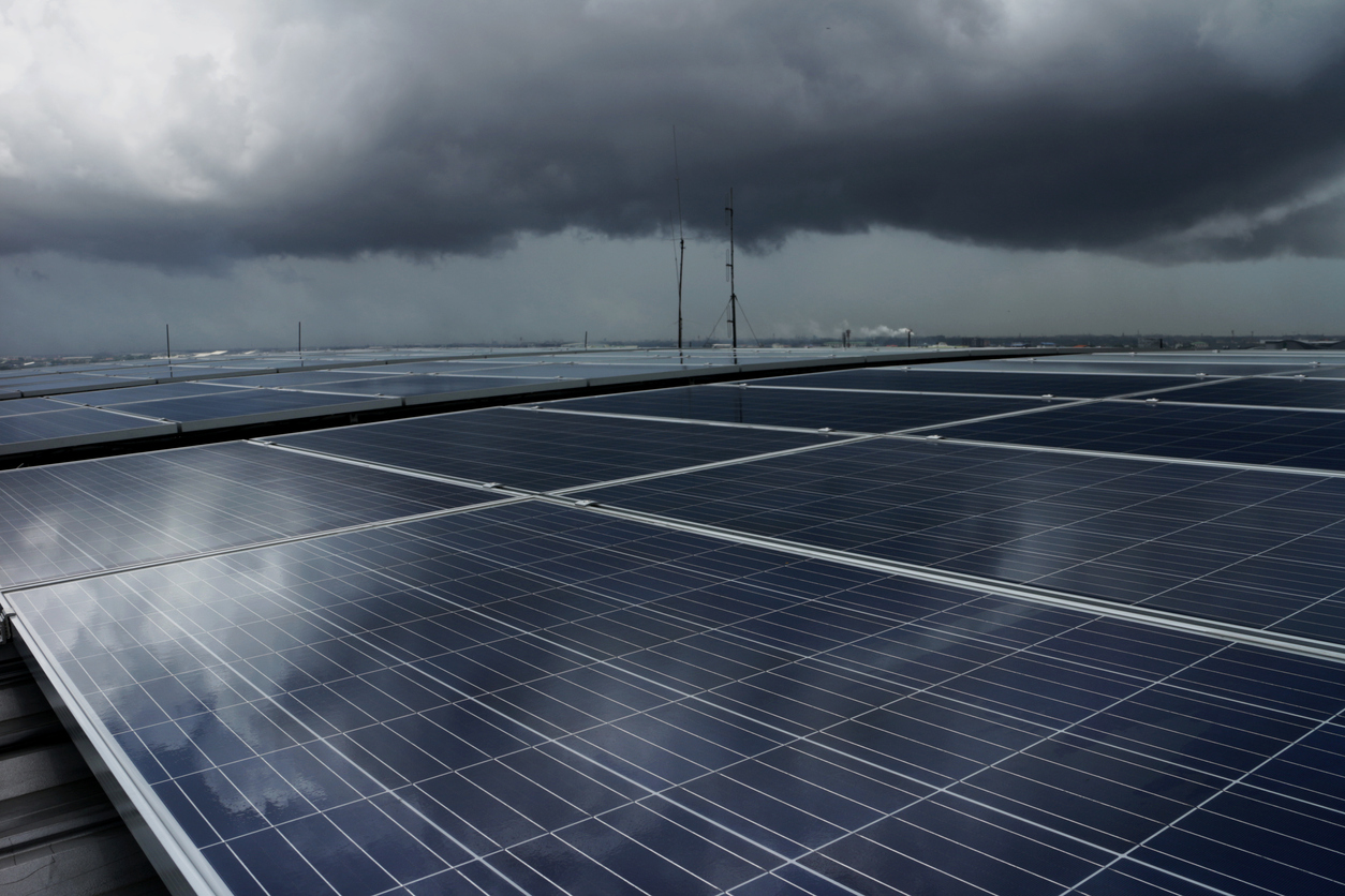 What Happens to Solar Panels on Cloudy Days?