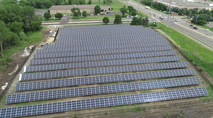 Aveda Commercial Solar Project | Cedar Creek Energy Case Study