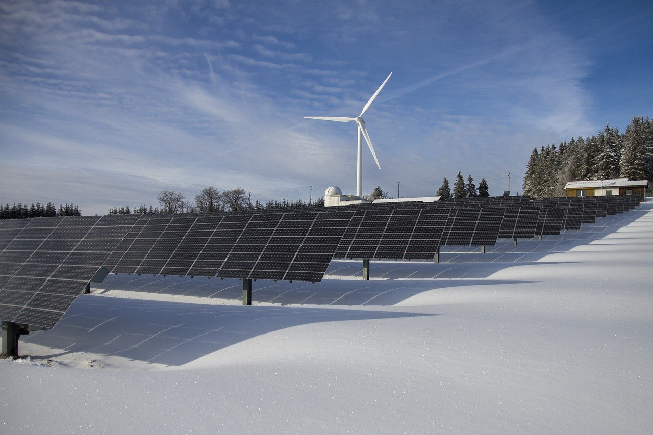Benefits of Renewable Energy for Your Business